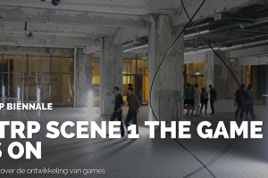 STRP Scene 1: The Game is On